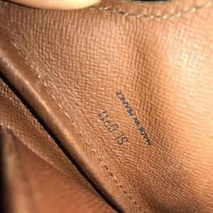 Louis Vuitton Bags - Authentic Louis Vuitton Cartouchiere GM monogram